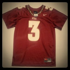 Youth Florida State Seminoles #3 YS Size 6